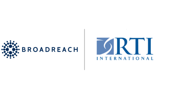 RTI International and BroadReach Group Partner for Impact